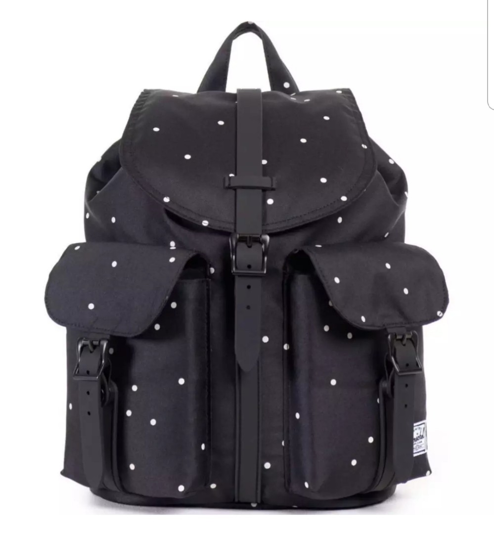Herschel Supply Co. Mini Size Dawson Backpack Polka dot Scattered ... 8d270893f8c78