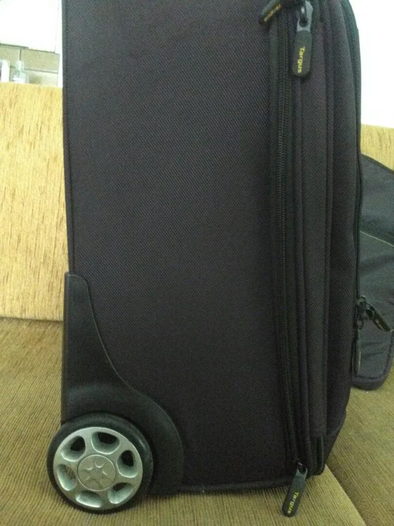 Jual travel bag second