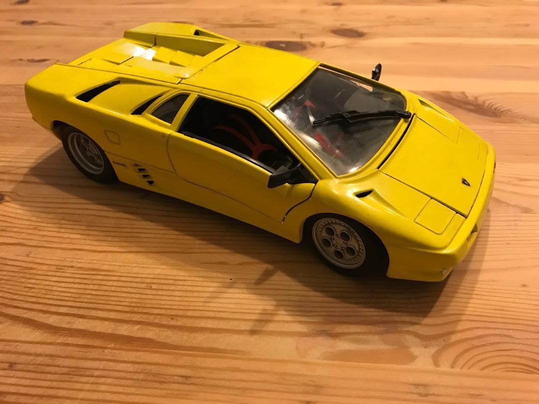 Lamborghini Diablo 1 18 Maisto Toys Games Others On Carousell