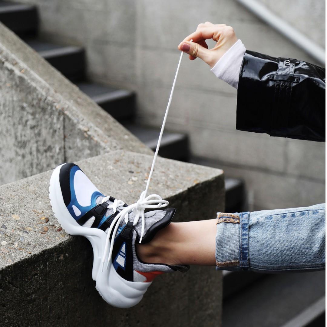 346b75c16260 Louis Vuitton Archlight Sneaker