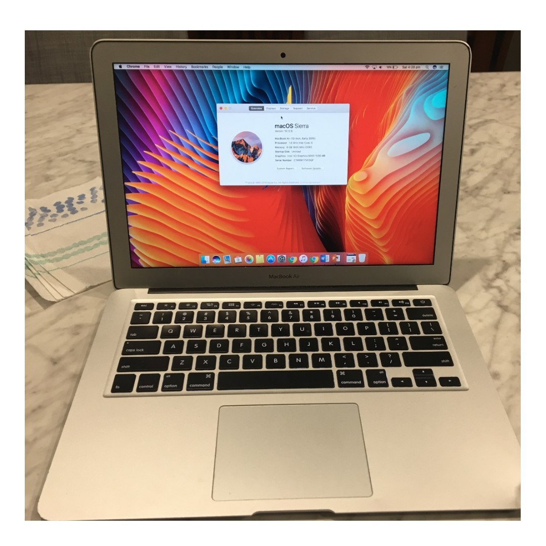 "MacBook Air 13"" 256gb Early 2015 Model"