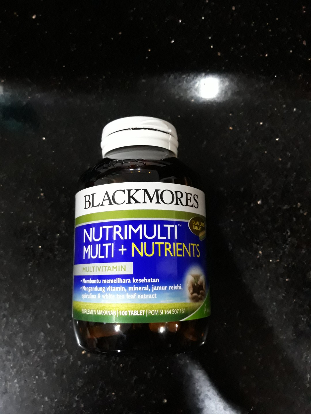 Multivitamin Blackmores Everything Else Others On Carousell Nutrimulti 100