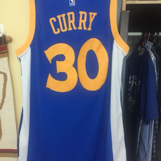dee1365a8c40 NBA Jersey- Golden State Warriors  30 Curry
