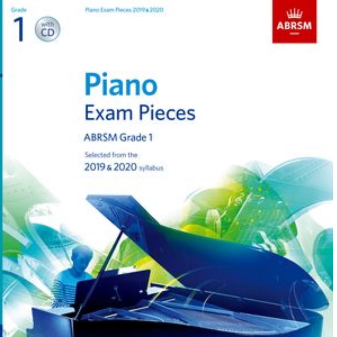 New Cds 2020 NEW ABRSM Piano Syllabus 2019 2020 with CD (Left with grade 3 only