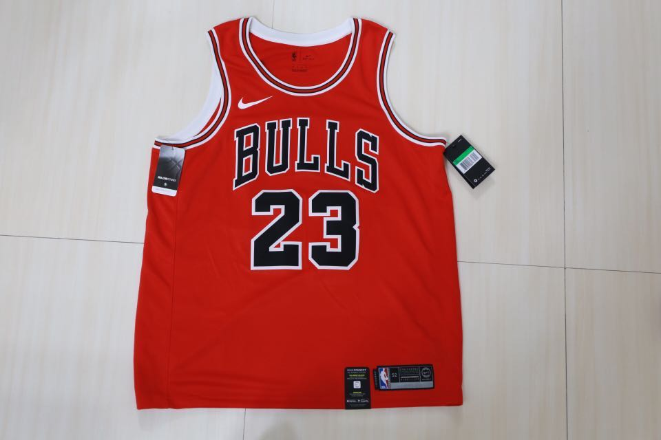 全新Nike Michael Jordan Chicago Bulls connect Swingman jersey 全新芝加哥公牛米高佐敦球衣現貨 dd5aede7a