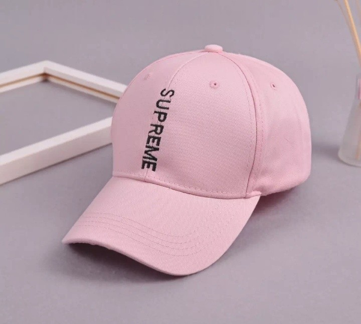 697eba04cb45d7 83577) Orginal Supreme Embroidery baseball cap, Women's Fashion ...