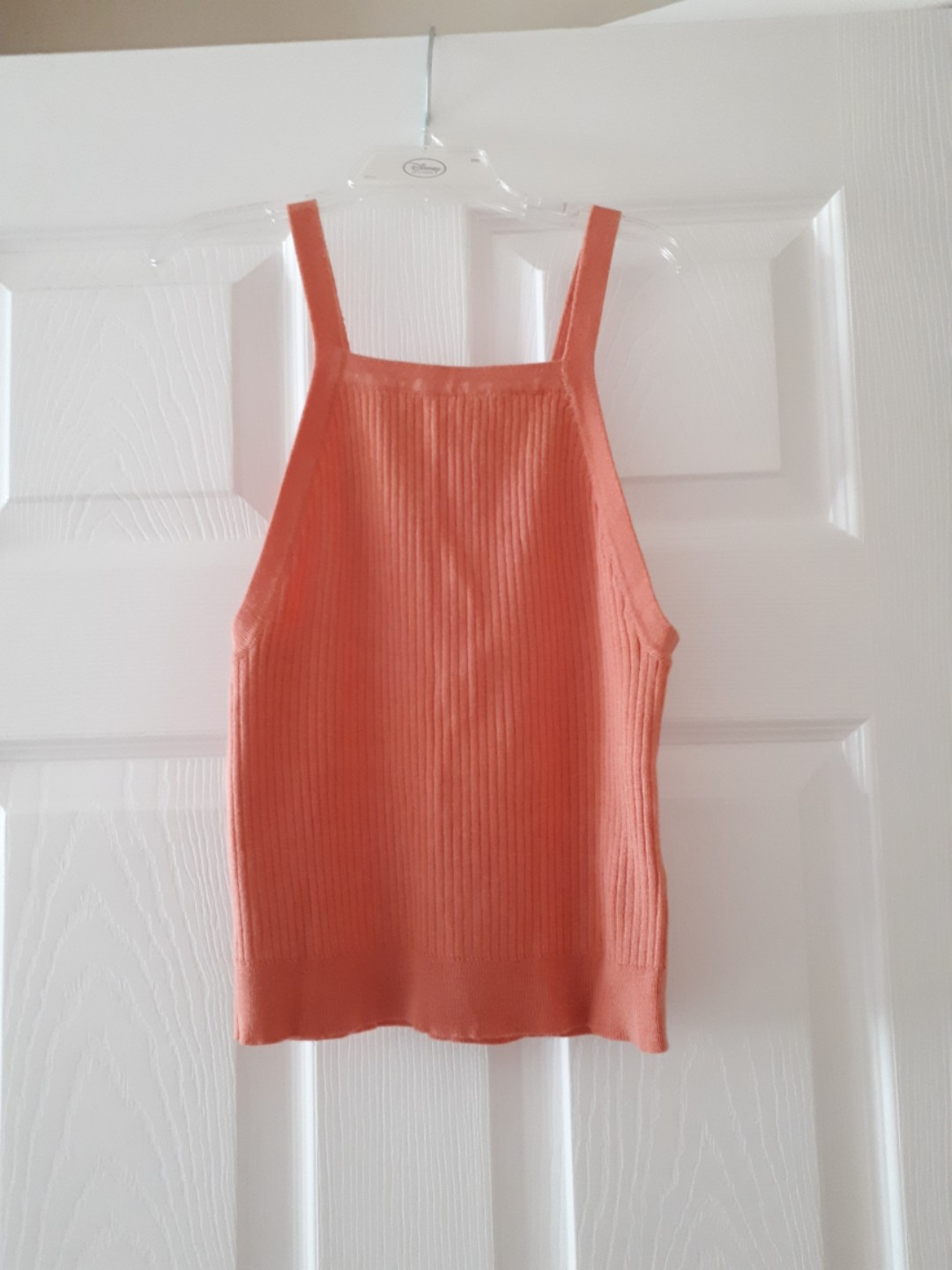 Peach top  (Size small)