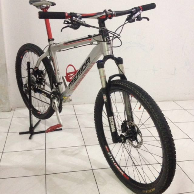 Price reduced)10kgs MERIDA HFS 5000, Sports, Bicycles on Carousell