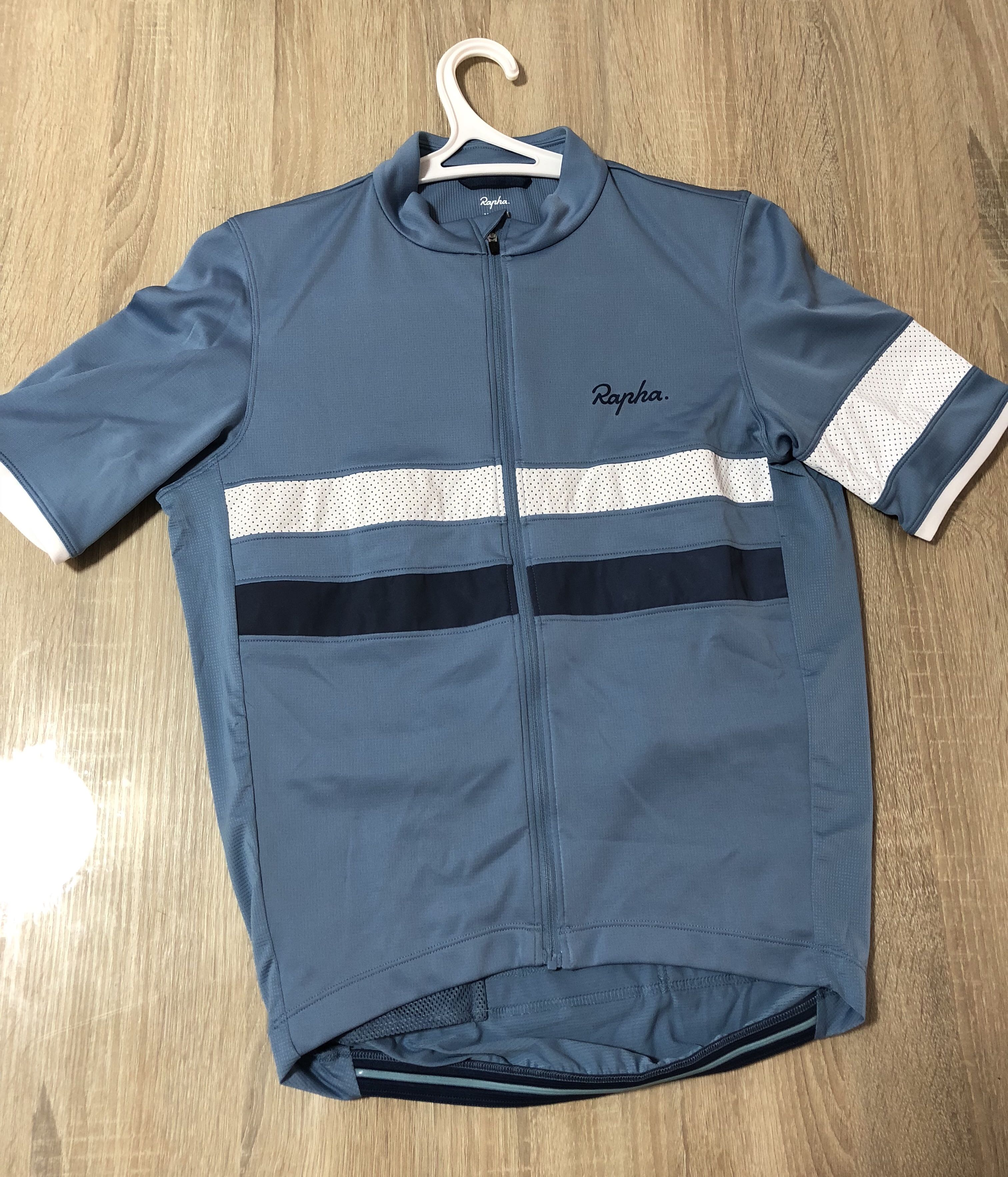 Rapha lightweight reflective jersey size sports apparel on carousell jpg  3024x3532 Sizing rapha lightweight jersey ea880c7b9