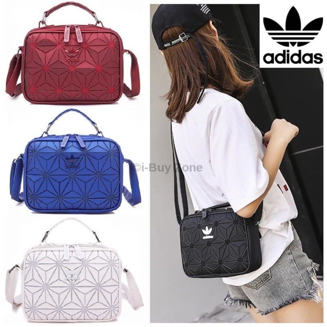 764c0a07c40a Adidas Women 3D Mesh Messenger Bag