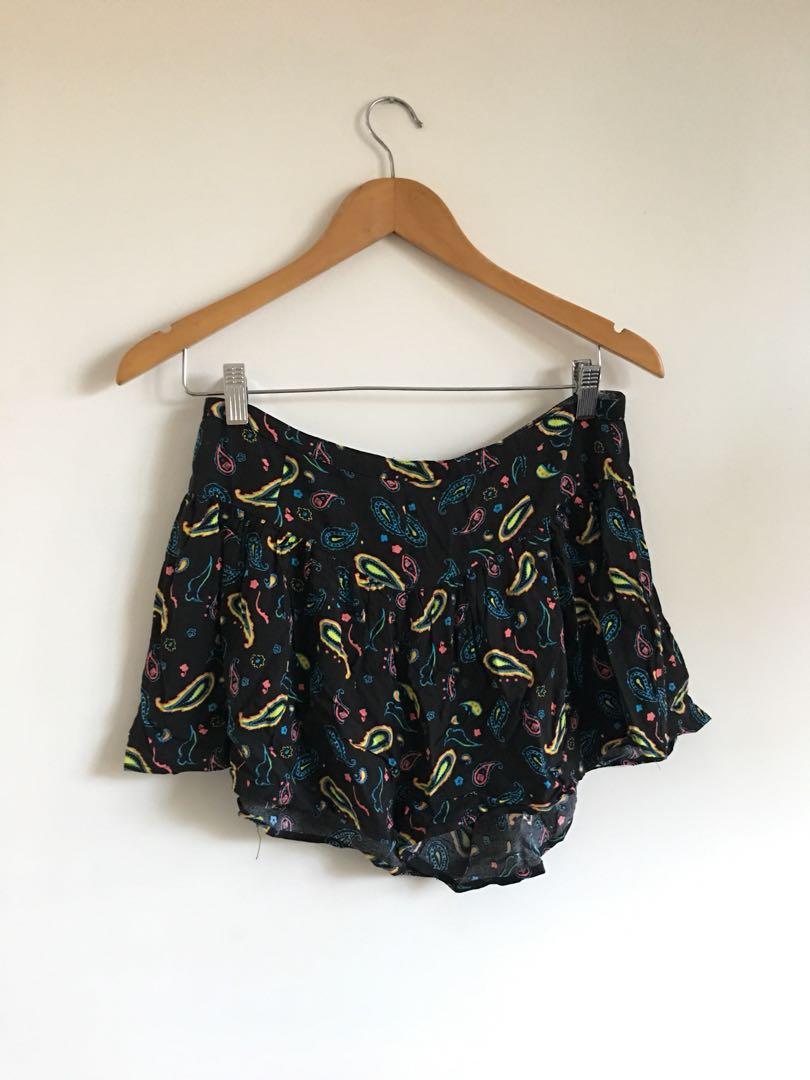 Rusty shorts