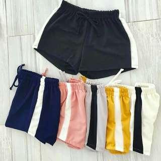 Leslie Track shorts