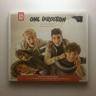 [Preloved] One Direction (1D) - Up All Night Souvenir Edition