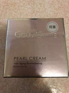 🚚 gold suite 珍珠膏