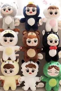 EXO Doll