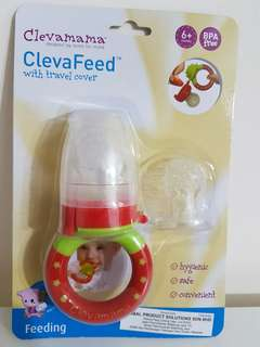 Clevafeed Baby Food Feeder