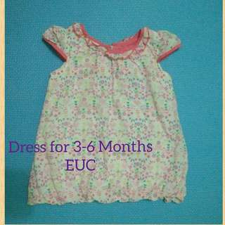 Terno and Dress (3-6 months)