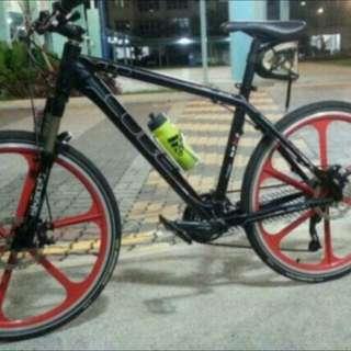 CUBE LTD Cross Country Configuration custom bike