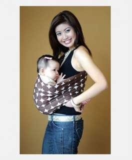 Pupsik Studio Baby Pouch Sling