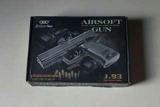 Jin Huau Full Metal Spring Gun Pistol (J93)
