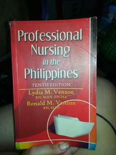 Professional Nursing in the Philippines