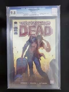 "The Walking Dead #100 McFarlane variant: 1st Negan & ""Lucille """