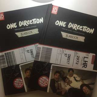 [Preloved] One Direction (1D) Take Me Home Deluxe Edition Album