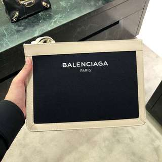 Balenciaga navy new 2018fw