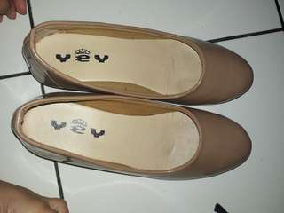 Flatshoes masih baguuus banget cuma dipake 1 kali