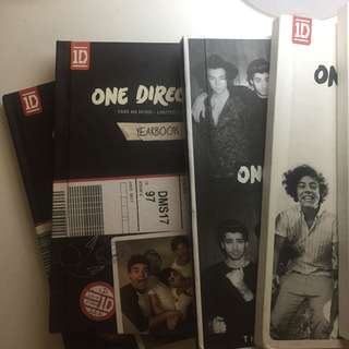 [Preloved] One Direction Albums