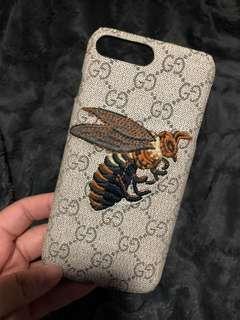 iphone7+ Gucci case