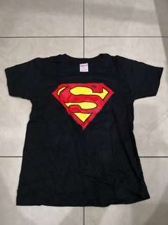 Superman Tshirt for kid