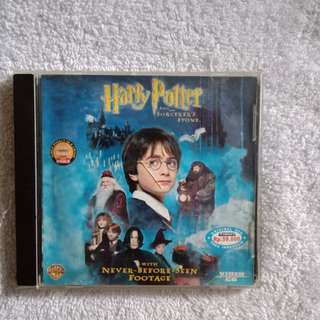 Original DVD Harry Potter and The Sorcerer's Stone With Never Before Seen Footage
