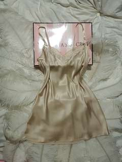 Victoria's Secret Satin Slip Lingerie