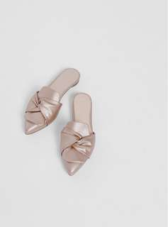LB LEANRE KNOTTED SLIP ON