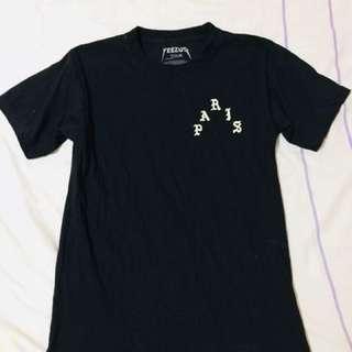 Black pablo T shirt