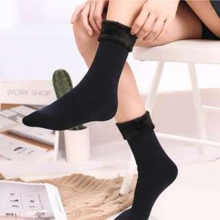 Autumn Black Socks