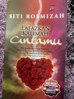 Lafazkan Kalimah Cintamu (Best Seller Novel)