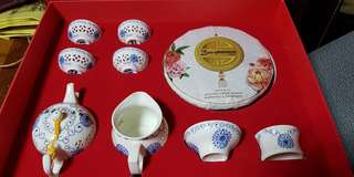 Tea Pot cup set