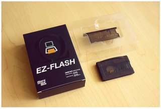 (Pre-Order) EZ Flash Omega for GBA/NDS