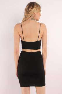Brandy Melville Mini Bodycon Skirt