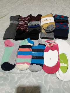 Imported Foot Socks