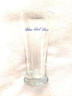 珍藏藍妹 啤酒杯 Blue Girl