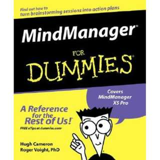 Mindmanager for Dummies by Hugh Cameron,  Roger Voight
