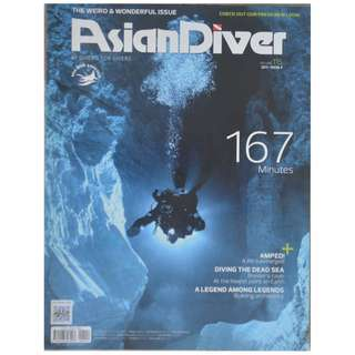 ASIAN DIVER -The Weird & Wonderful Issue (2011)