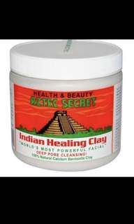 Free postage Aztec Healing Clay