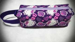 Hello Kitty Boxy Pouch