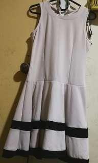 Nude colored dress