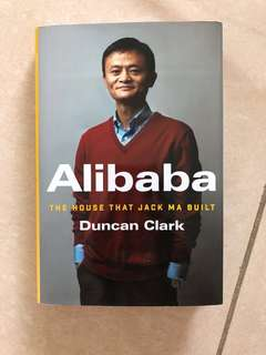 alibaba the house that jack ma built hardcover