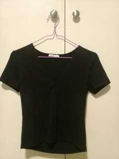 Zara V-Neck Shirt